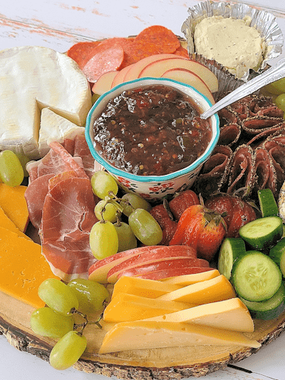 THM & Keto Friendly Charcuterie Board Ideas